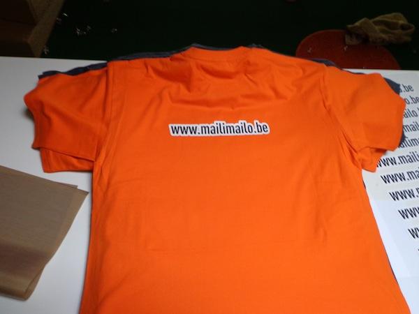 Impression sur T-Shirt Méli-Mélo | Go'Art